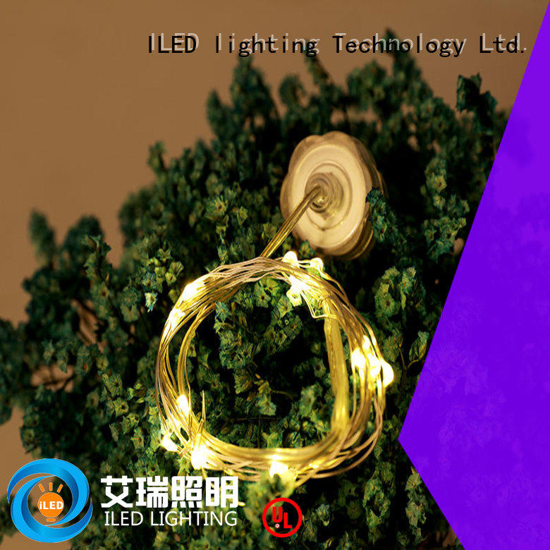 ILED starry battery operated fairy lights personalized for decoration