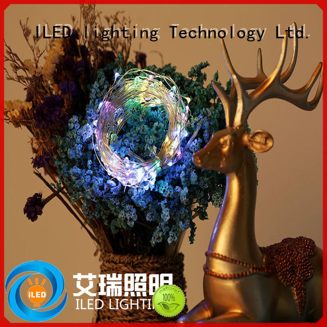 durablecopper wire christmas lights manufacturer for decoration