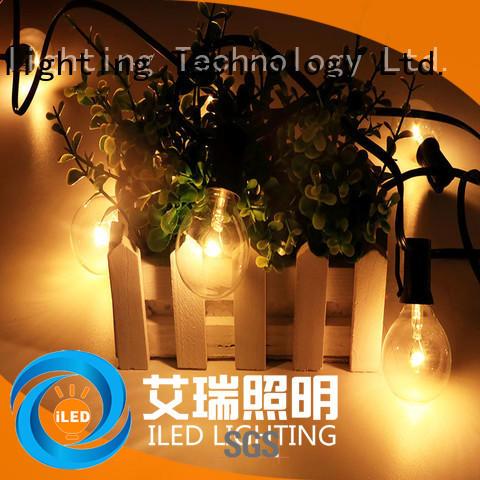 standard commercial string lights manufacturer for wedding