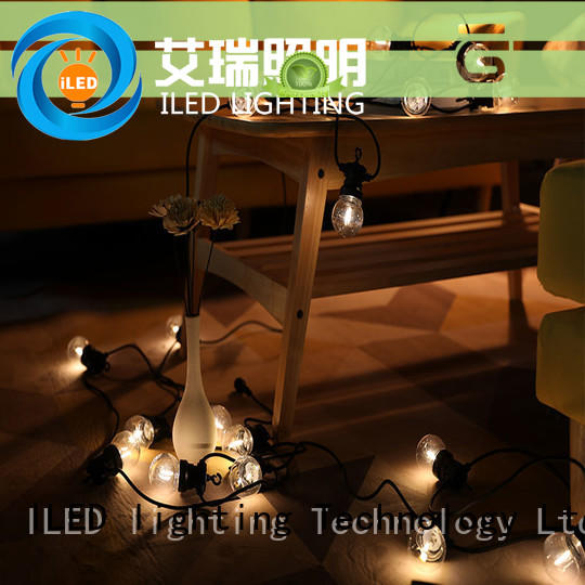 adapter commercial string lights