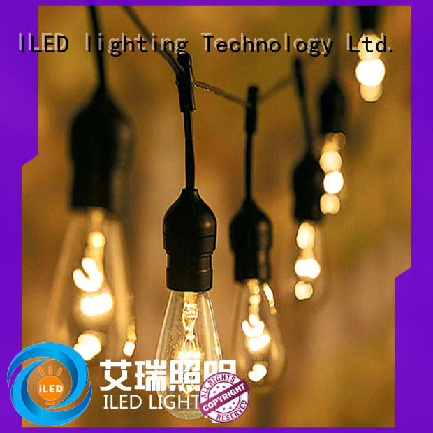 waterproof decorative string lights manufacturer for household