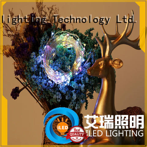 5v usb copper wire lights supplier for christmas