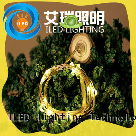 battery operated string lights lamp for decoration ILED